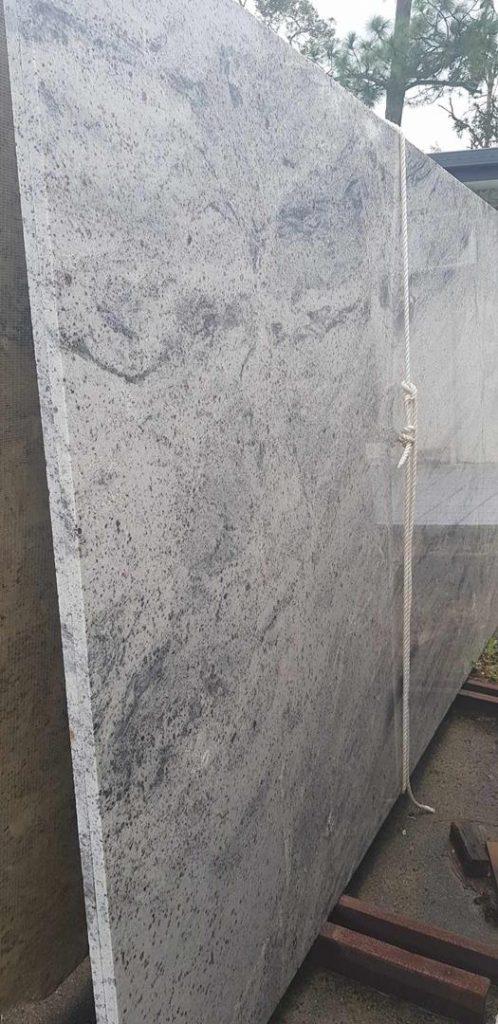 Granite - Amber white.