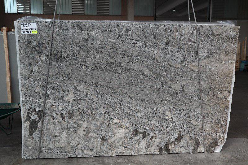 Granite - Araras Blue