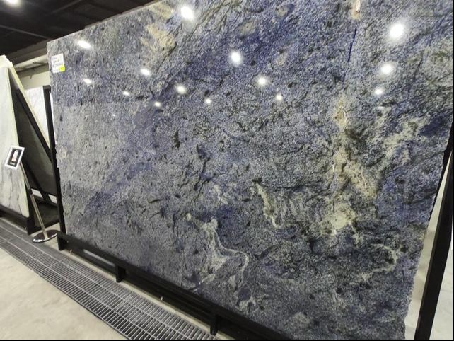 Granite - Azul Bahia