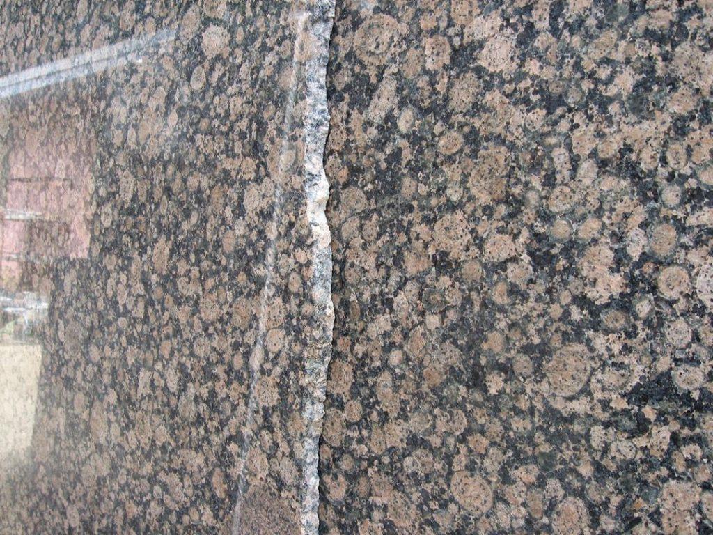 Granite - Baltic Brown