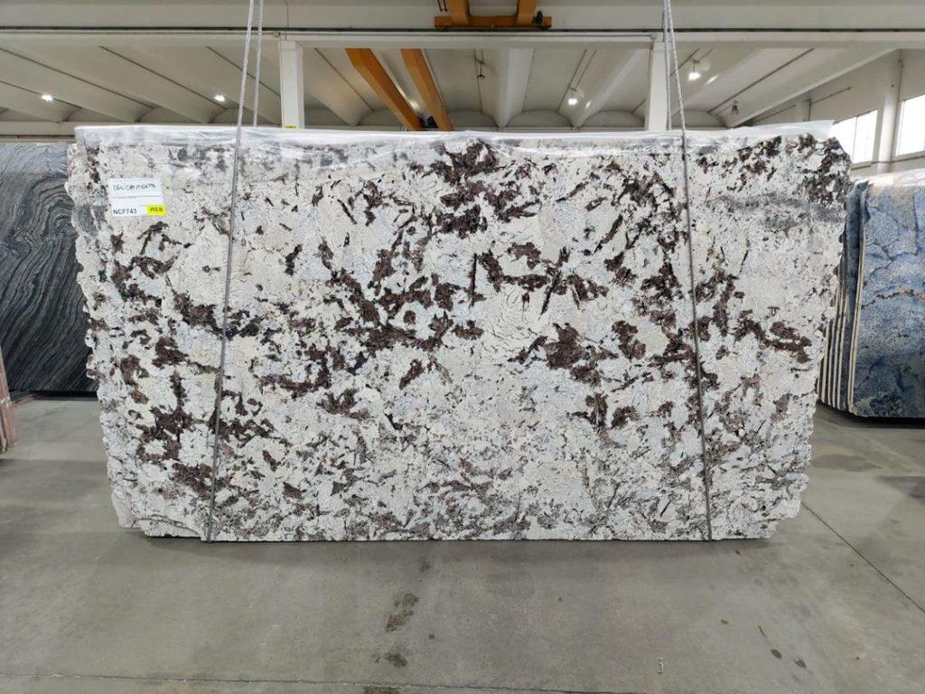 Granite - Delicatus White
