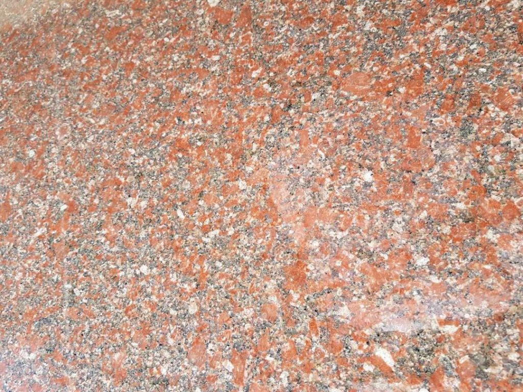 Granite - Imperial Red - Janette Red
