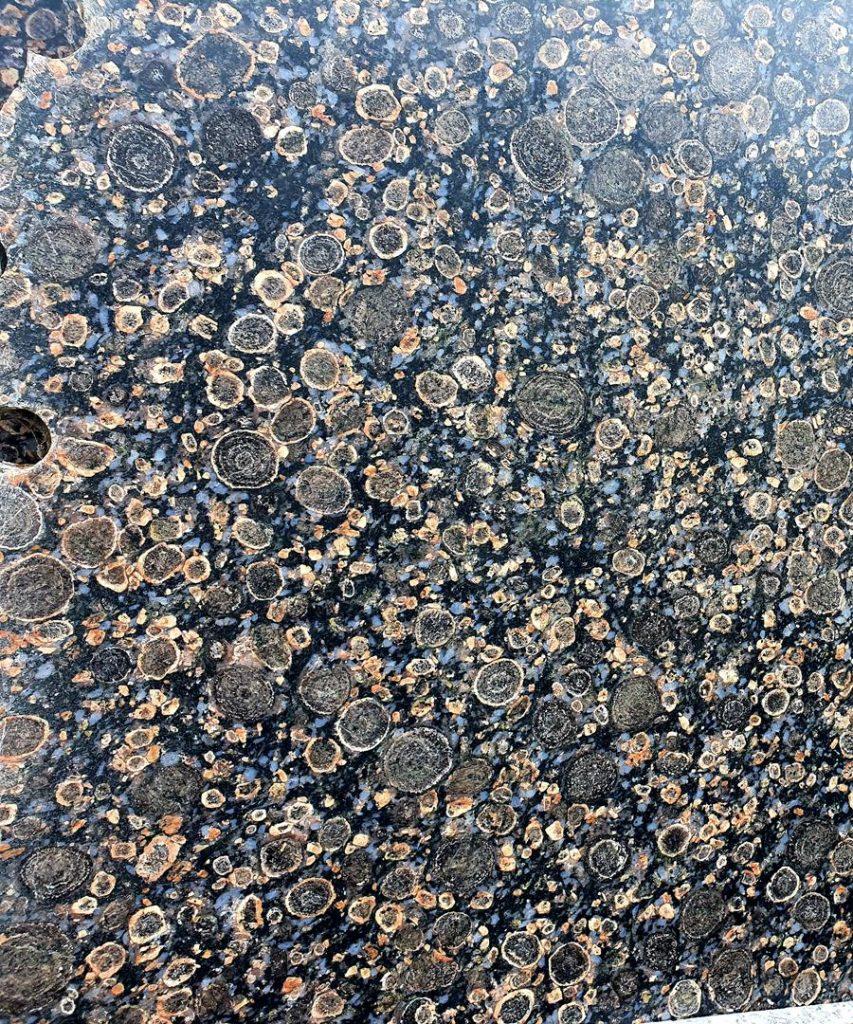 Granite - Orbes