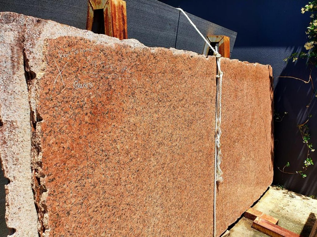 Granite - Rosso Dragone