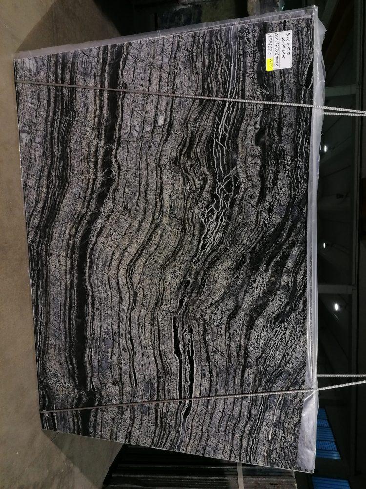 Granite - Silver Wave