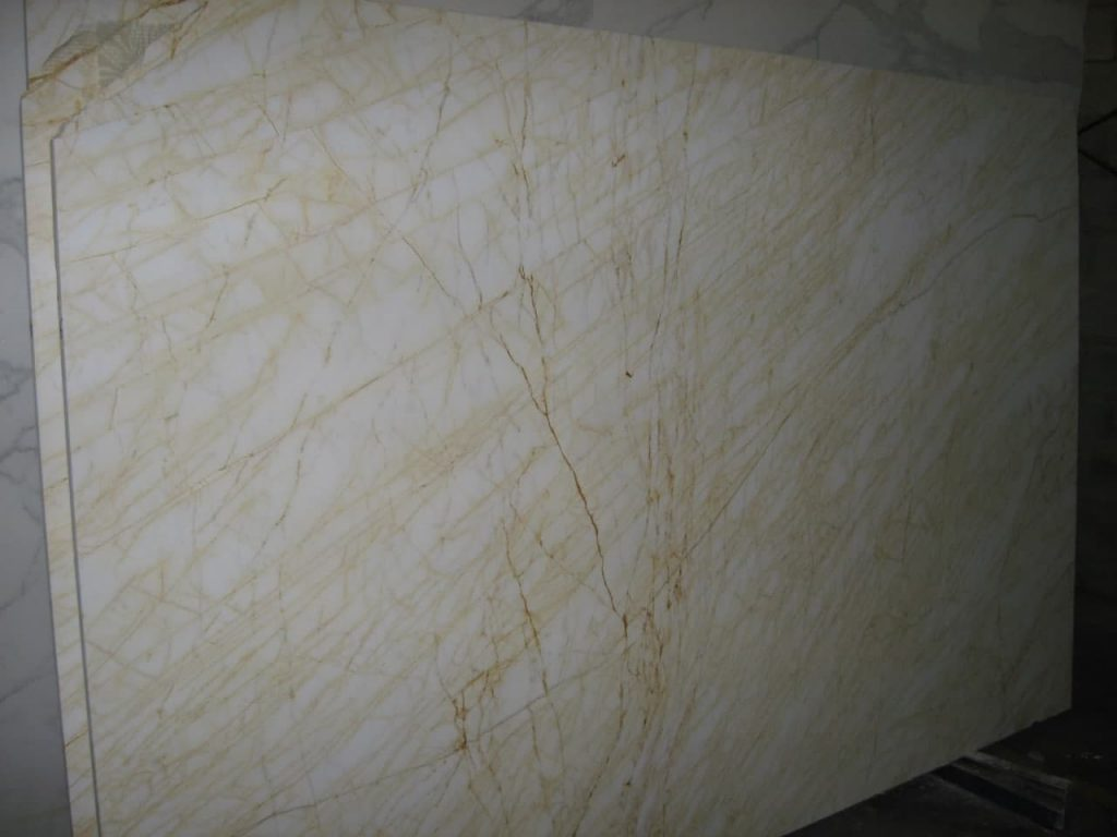 Marble - Golden Spider