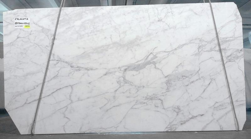 Marble - NCE590 - Calacatta 12_300x155x2