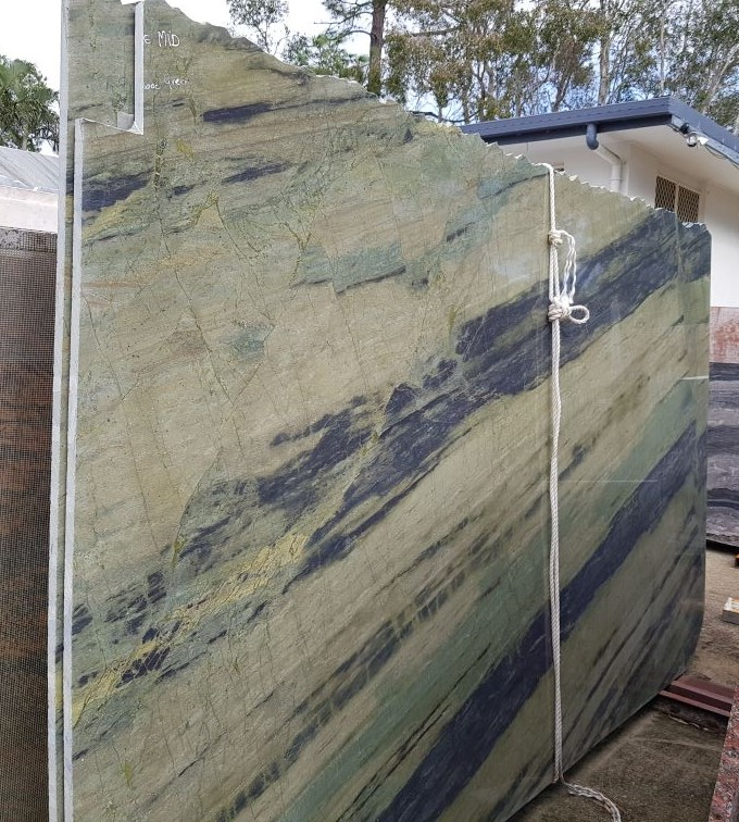 Marble - Verde Bamboo 1