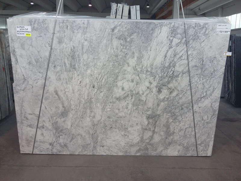 Quartzite - Super White